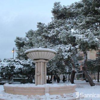 Nevicata gennaio 2017