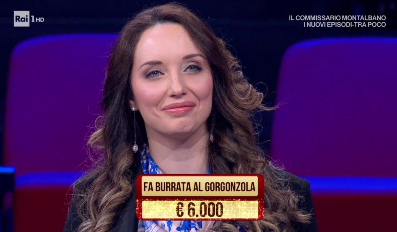 Torre Annunziata, a 'I Soliti Ignoti' la ballerina Antonella Angellotti