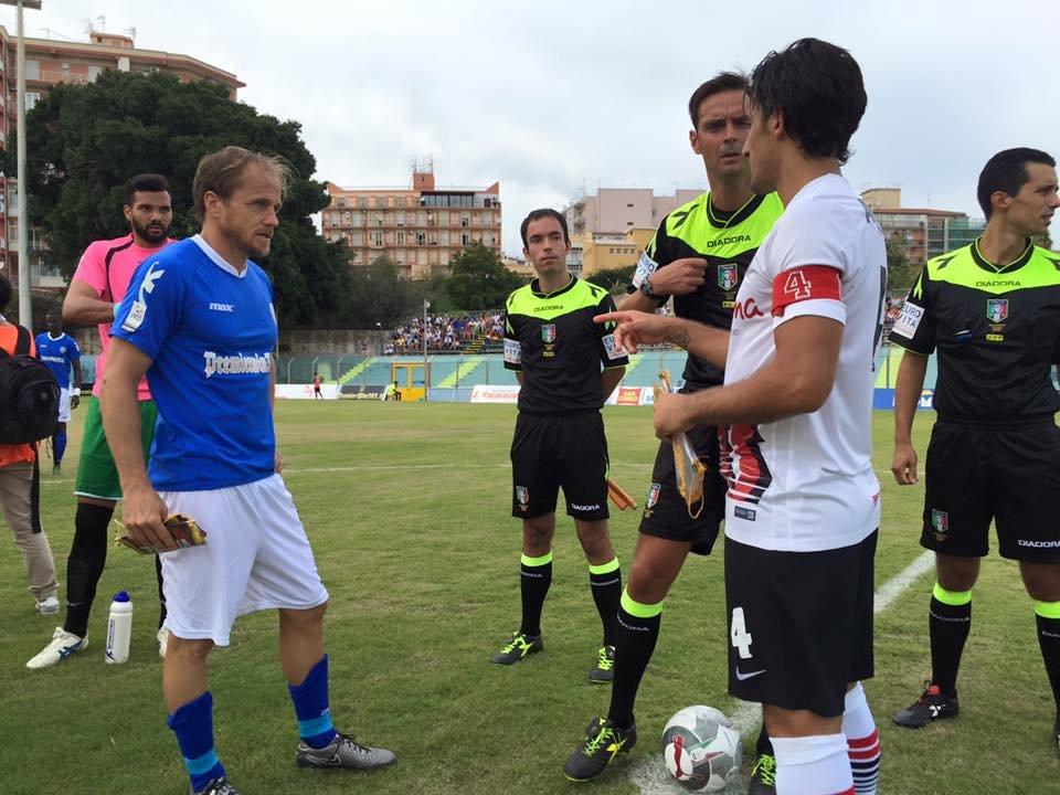 Lega Pro, Il Foggia torna in vetta: 2-1 contro il Siracusa