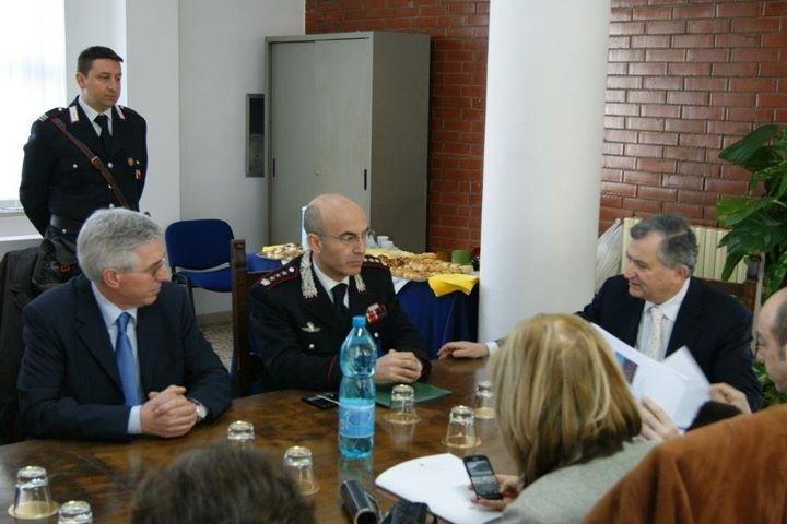 Riunito il Comitato Provinciale per la Sicurezza - Cronaca ...
