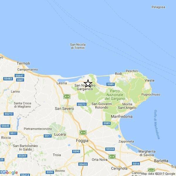 Terremoto, due lievi scosse a S. Agostino e Mirabello