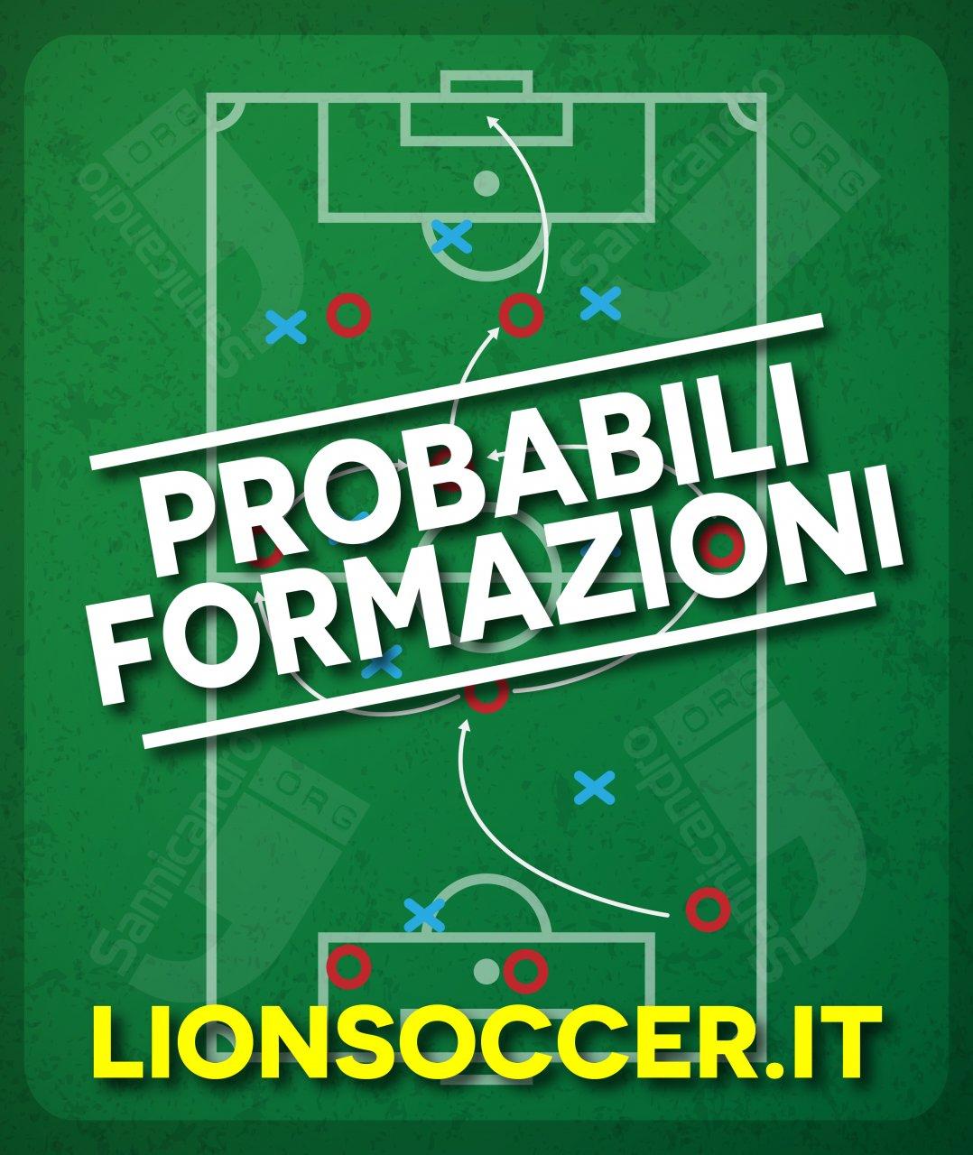 FANTACALCIO - Probabili Formazioni Serie A - 6a giornata