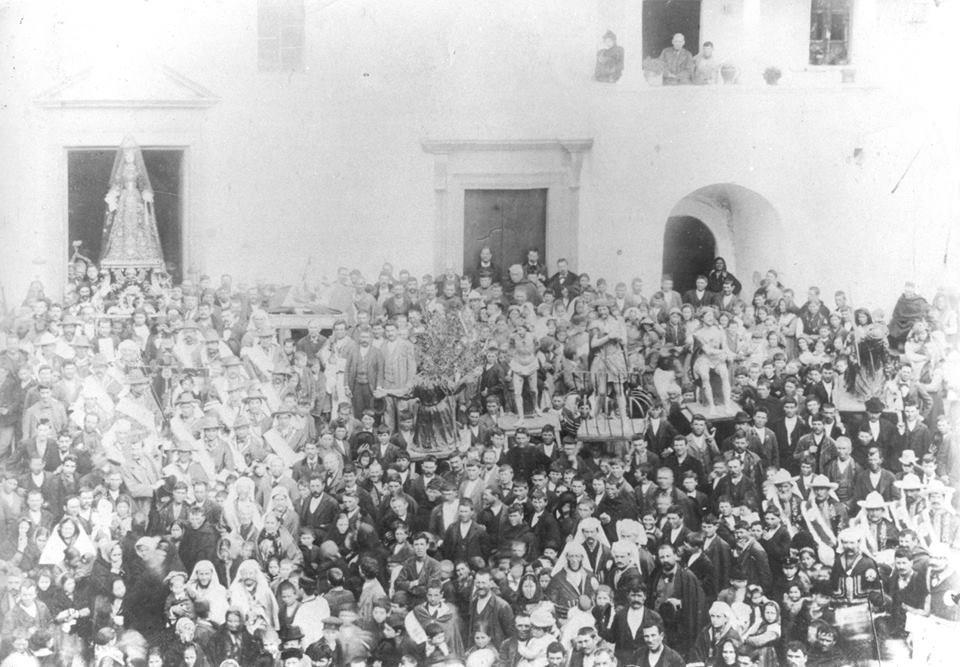Chiavari: festeggiata la Domenica delle Palme