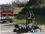 Incidente mortale sulla sp 41