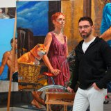 Michele del Campo vince la Oil Painters of America