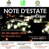 Note d'estate in Classic a San Nincandro